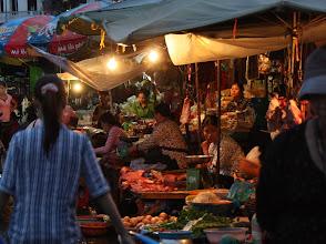 Photo: Year 2 Day 36 -  Market in Phnom Penh #2