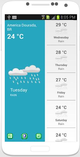 Weather Offline  screenshots 6