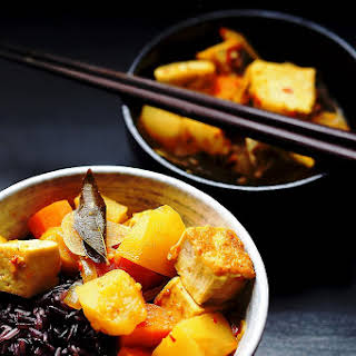 Chinese Vegetarian Curry Recipes.