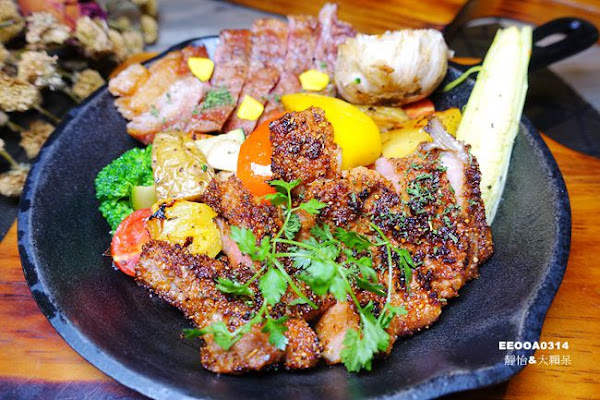 Ulove羽樂歐陸創意料理 ▶捷運小巨蛋美食 ▶林依晨弟弟開的餐酒館 #小巨蛋餐廳包場推薦 #雙人套餐