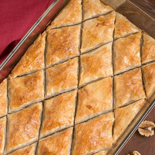 Gretchen's Classic Greek Baklava.