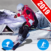 Extreme Snow Skater : Skateboard Games Master 3d Android APK Download Free By Eclectic Games