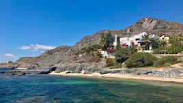 Chalet Cala Panizo, lujo junto al mar por 1.700.000 €.