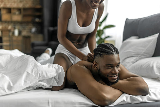 Sensual massages can help reignite intimacy and sexual energy.