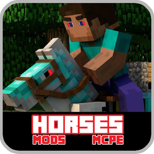 Horses MODS For MCPE Guide