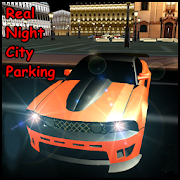 Real Night City Parking