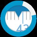 IIFYM MyFitness Diet Calorie Calculator icon
