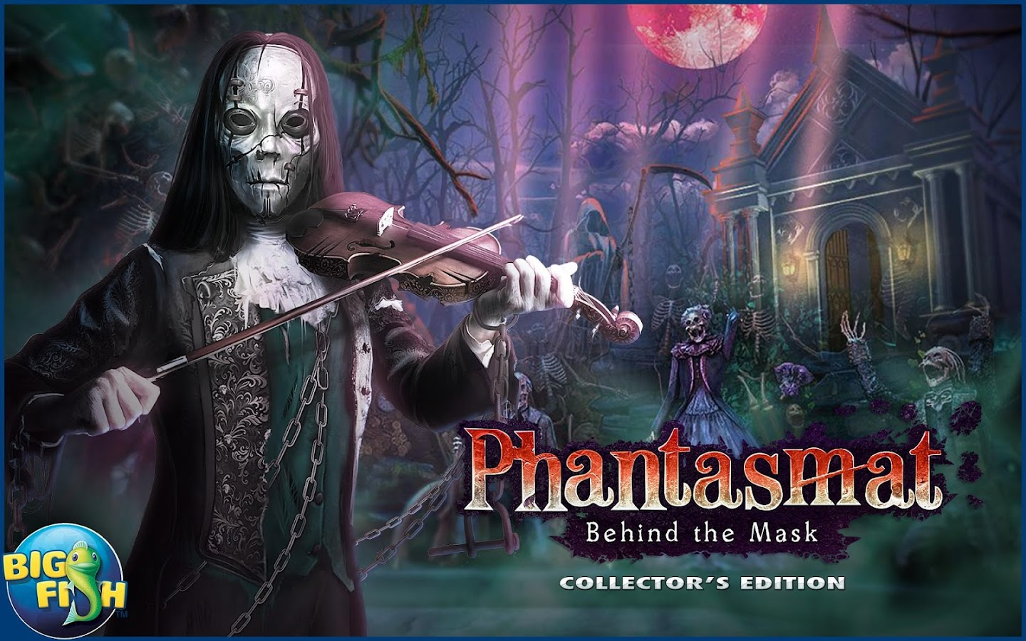 Phantasmat: Behind the Mask- screenshot