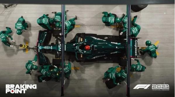 F1 2021 กับโหมด Braking Point เนื้อเรื่องใหม่สุดเข้มข้นที่กำลังจะเปิดตัวเร็วๆ นี้ ! 03