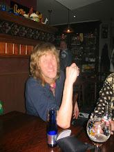 Photo: De Fons met een spatje (of een pintje?)
