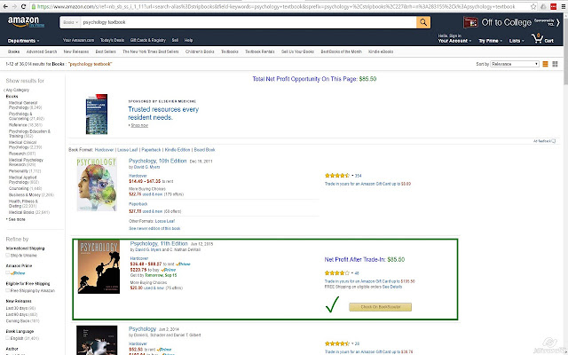 Amazon Profit Opportunity