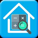 심플 계산기 - 부동산, 금융, 수수료, 실거래가 조회 icon