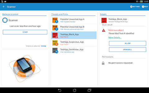 Free Antivirus and Security screenshot 9