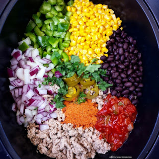 Slow Cooker TexMex Ground Meat