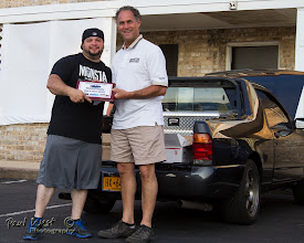 Photo: Anthony Acevedo wins the Best in Show XR4Ti Award