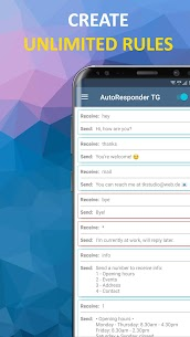 AutoResponder for Telegram – Auto Reply Bot v1.0.8 [Mod] 3