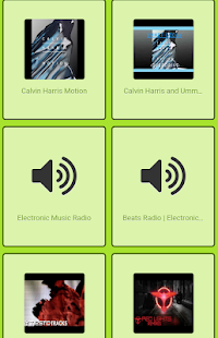 elektronické hudby - náhled