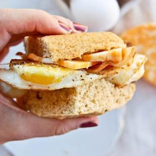 Cornbread Breakfast Sandwich
