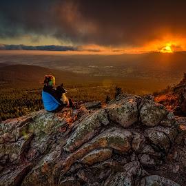 by Lukáš Lang - Landscapes Sunsets & Sunrises