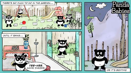 Panda Babies Playhome Lite 2.0.0 Screenshots 4