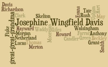 Photo: Wordle . . . Josephine et al . . .