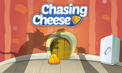 Jerry ESCAPE - Chasing CHEESE