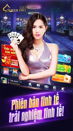 Poker Pro.VN 4.2.1 screenshots 1