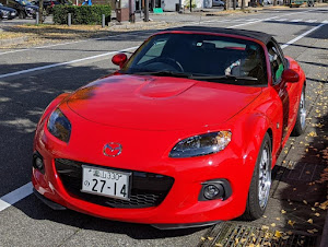 ロードスター NCEC 2013 RSのカスタム事例画像 YuKeさんの2020年11月13日14:19の投稿