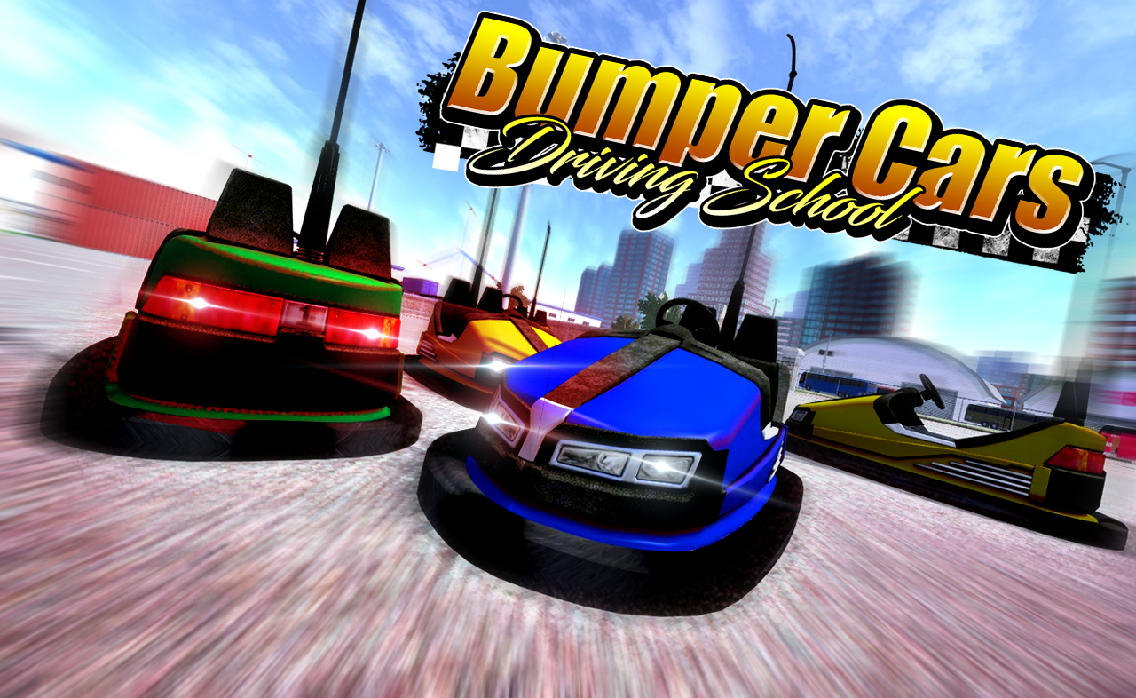 bumper cars driving school android apps on google play. Black Bedroom Furniture Sets. Home Design Ideas