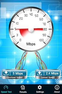 Internet Speed Test apk screenshot