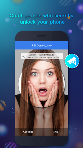 PIN Genie Locker-Screen Lock & Applock screenshot 4