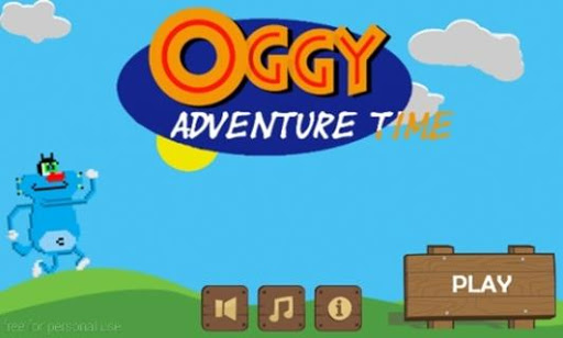 Oggy Adventure Time