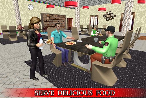 Virtual Waitress : Hotel Manager Simulator 1.01 screenshots 2