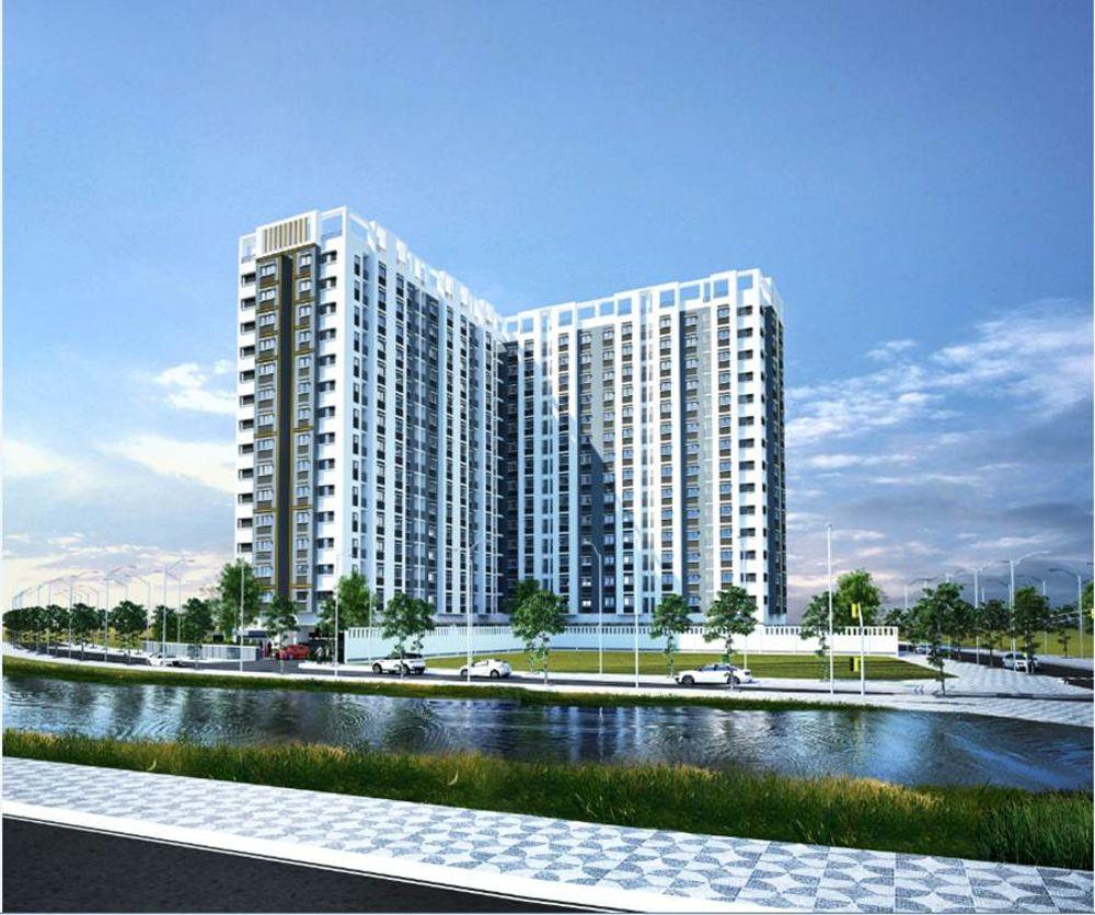 Nhà ở xã hội An Phú Đông  – Vị trí đẹp với nhiều ưu đãi hấp dẫn