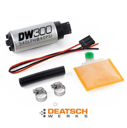 Deatschwerks DW300 in-tank fuel pump