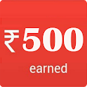 Free Rs 500 Mobile Recharge icon
