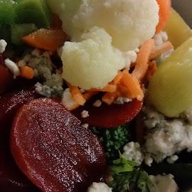 by Barbara Boyte - Food & Drink Plated Food