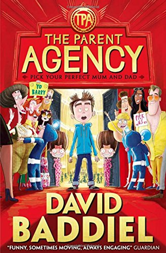 the parent agency david baddiel