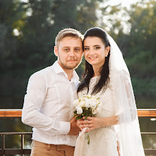 Huwelijksfotograaf Sergey Bagrov (Max17). Foto van 21.09.2016