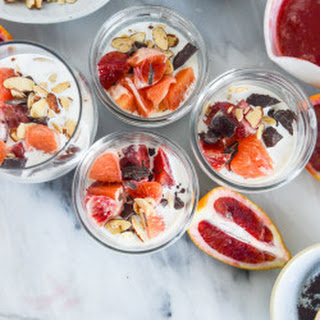Creamy Winter Vanilla Bean Chia Pudding