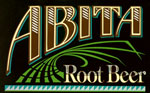 Logo for Abita Root Beer