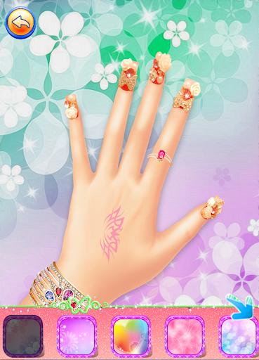Fashion Girl Nail Salon  {cheat|hack|gameplay|apk mod|resources generator} 5