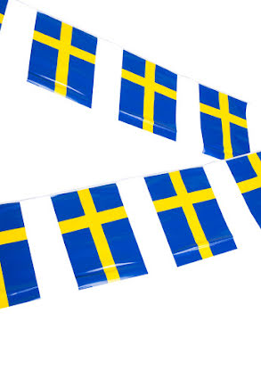 Svensk flaggirlang, 6 m