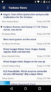 Baseball News - Yankees- screenshot thumbnail