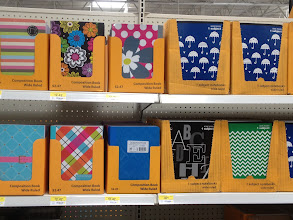 Photo: And such CUTE NOTEBOOKS. Dead. From cuteness. These are not those creepy trapper keepers from the 80s, folks.