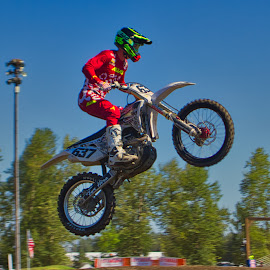 by Jim Jones - Sports & Fitness Motorsports ( motorcycle, motorsport, motocross, motorcycles, moto )