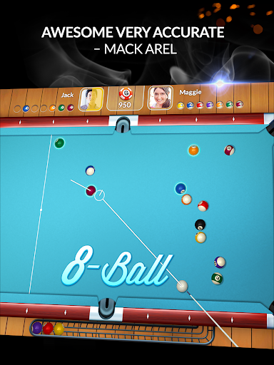 Pool Live Pro  8-Ball 9-Ball - screenshot