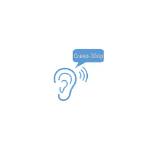 Android aplikacija Слико збор