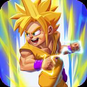 Heroes of teen legend - Endless Fighting RPG Game