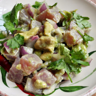 Tuna Tartare Avocado Recipes.